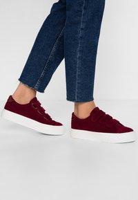 Even&Odd - Sneakers - dark red - 0