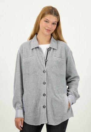 Light jacket - silver uni