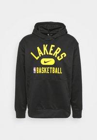 NBA LOS ANGELES LAKERS SPOTLIGHT HOODIE - Sweatshirt - black