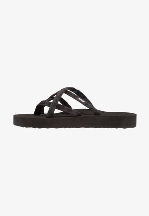 OLOWAHU - T-bar sandals - black