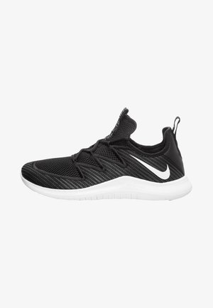 FREE TR ULTRA - Minimalist running shoes - black/white/anthracite