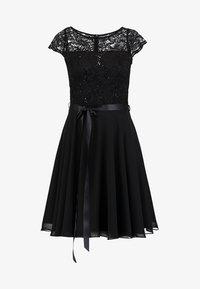 Swing - Vestido de cóctel - black - 5