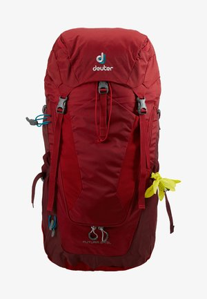 FUTURA 24 SL - Backpack - cranberry/maron