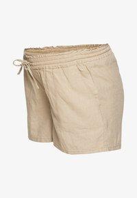 MAMALICIOUS - MLLINEN - Shorts - sand - 0