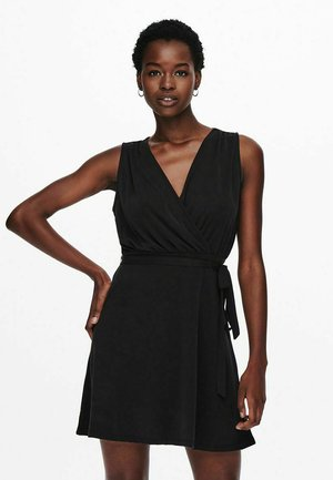 ÄRMELLOS  - Cocktail dress / Party dress - black