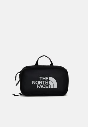 EXPLORE UNISEX - Bum bag - black/white