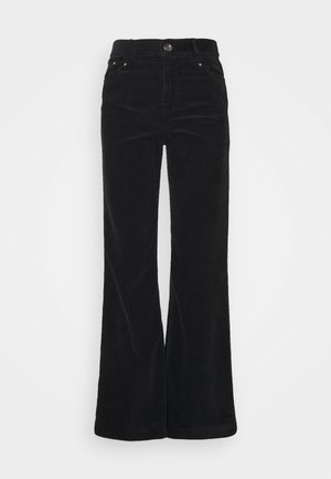 NEW KADIFE - Straight leg jeans - black