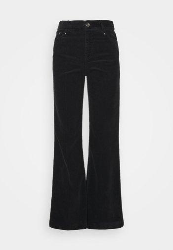 NEW KADIFE - Jeans a sigaretta - black