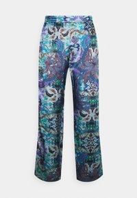 KOCHÉ - PANTS UNISEX - Pantalon classique - blue/light blue - 0