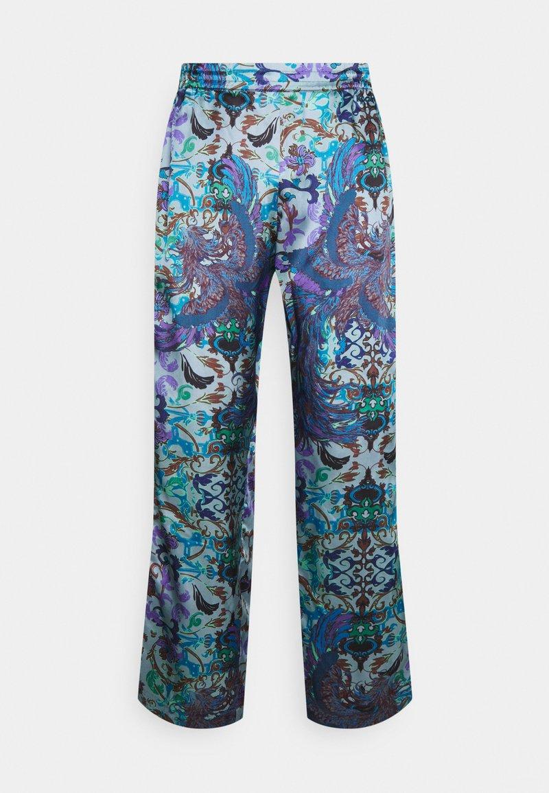 KOCHÉ - PANTS UNISEX - Pantalon classique - blue/light blue