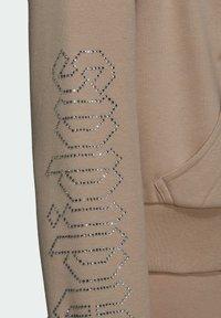 adidas Originals - Zip-up sweatshirt - beige - 8