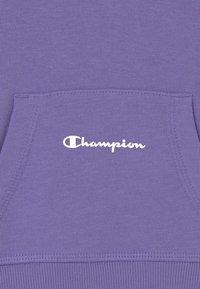 Champion - AMERICAN CLASSICS HOODED UNISEX - Sweatshirt - purple - 2