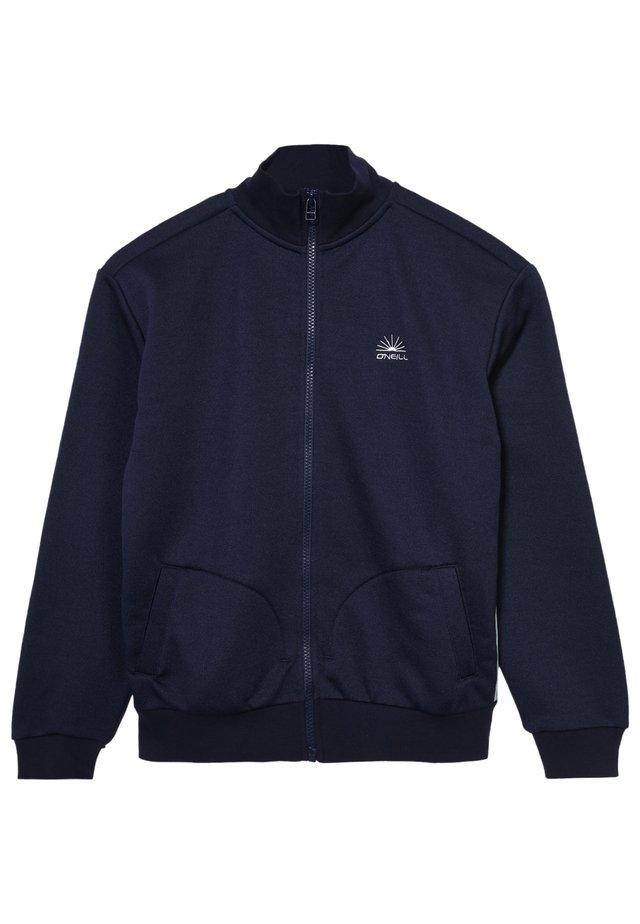 VIBE - veste en sweat zippée - dark blue