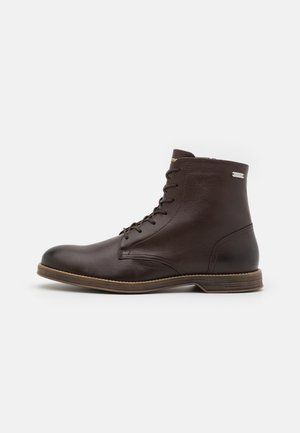 CARL EXCLUSIVE - Lace-up ankle boots - brown