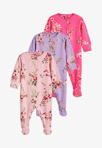 Next - 3PACK - Sleep suit - pink - 0