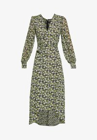 Topshop - STEEPLE FRONT MIDI - Day dress - yellow - 4