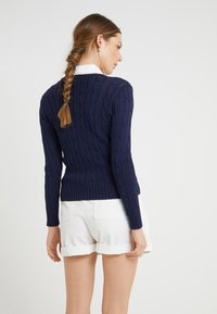Polo Ralph Lauren - CLASSIC - Maglione - hunter navy - 2