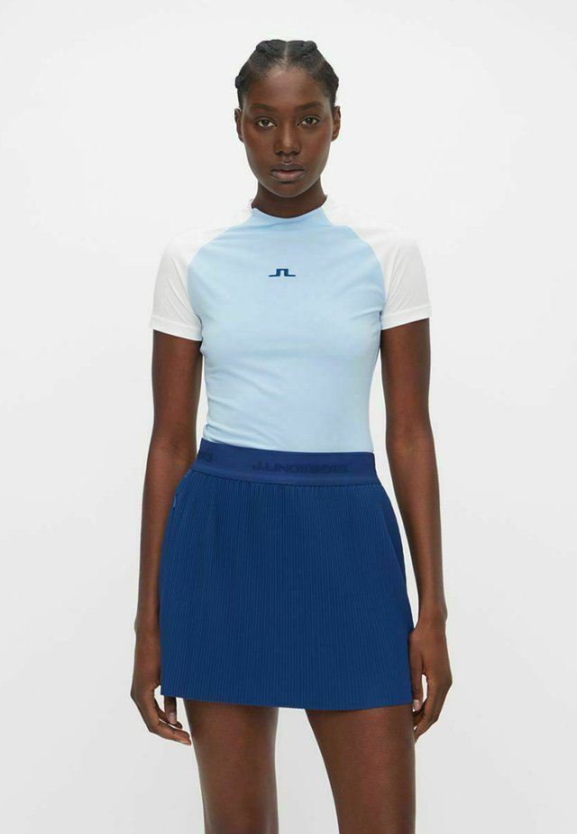 Sports shirt - summer blue