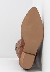 RE:DESIGNED - RYLEE - Cowboy/Biker boots - cognac - 6