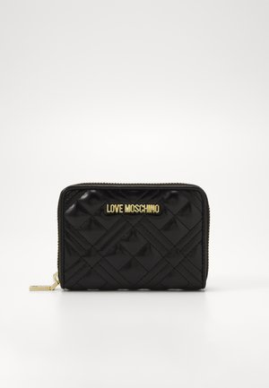 PORTAF QUILTED - Wallet - black