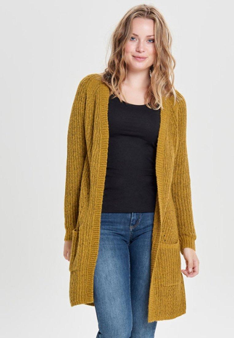 ONLY - ONLBERNICE - Cardigan - yellow