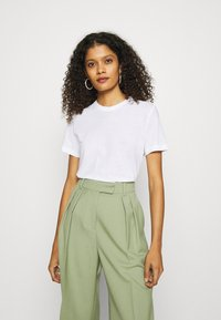 ARKET - Camiseta básica - white - 0