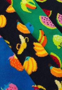Happy Socks - FRUIT SOCKS GIFT SET 4 PACK - Socks - multi - 2