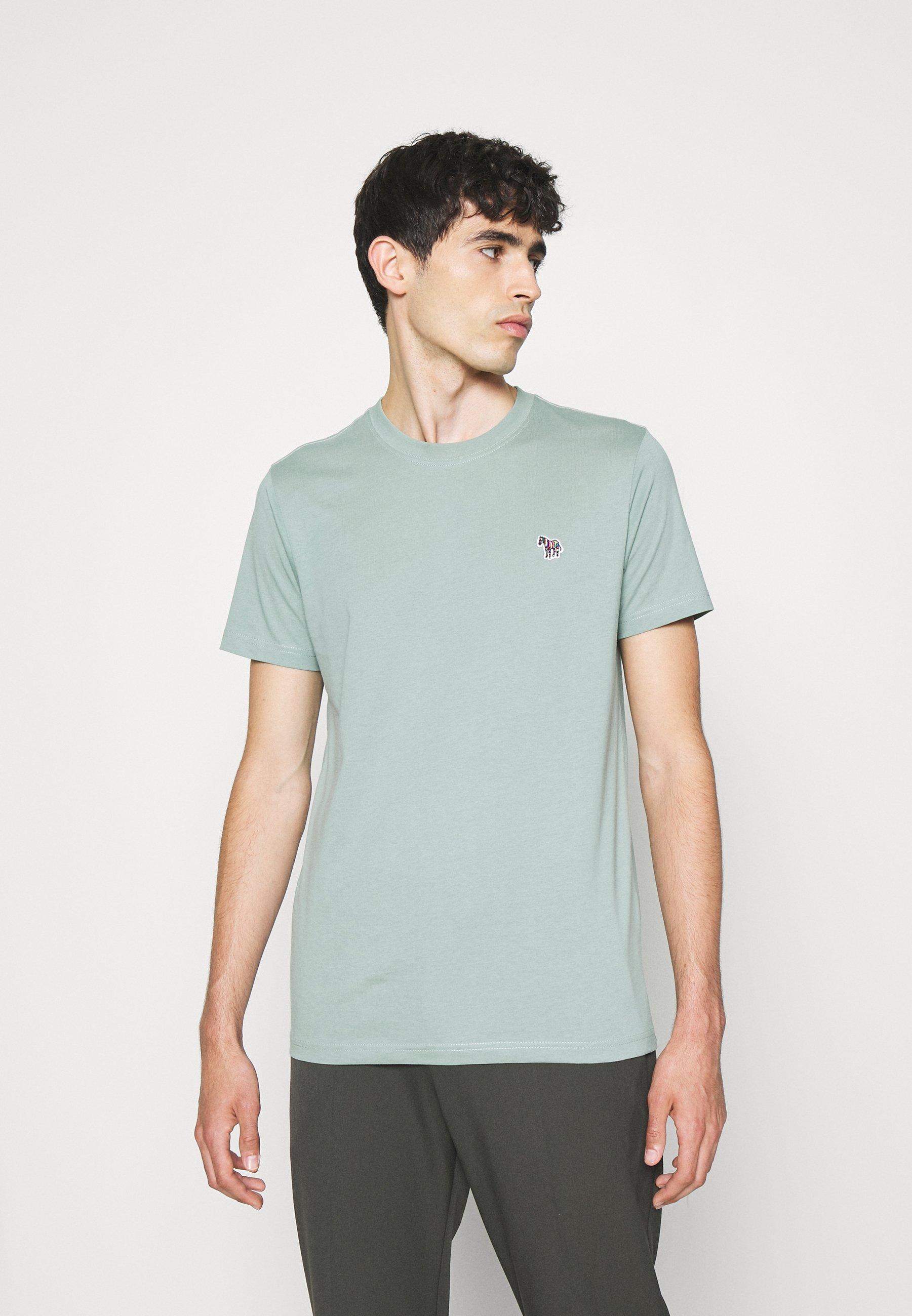 Uomo ZEBRA BADGE UNISEX - T-shirt basic