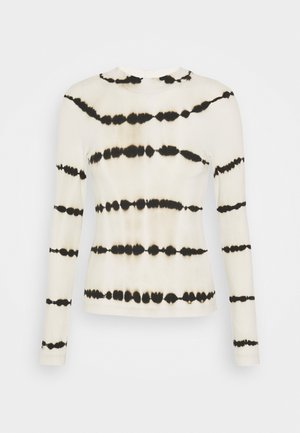 VERA MOCKNECK - Long sleeved top - tie dye