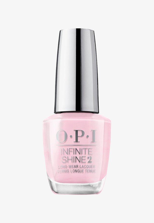 INFINITE SHINE - Nail polish - ISLF82 getting nadi on my honeymoon
