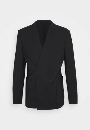 CLINTON - Blazer jacket - black