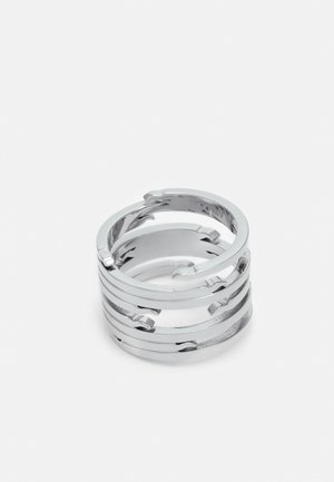 ECHO UNISEX - Ring - silver-coloured
