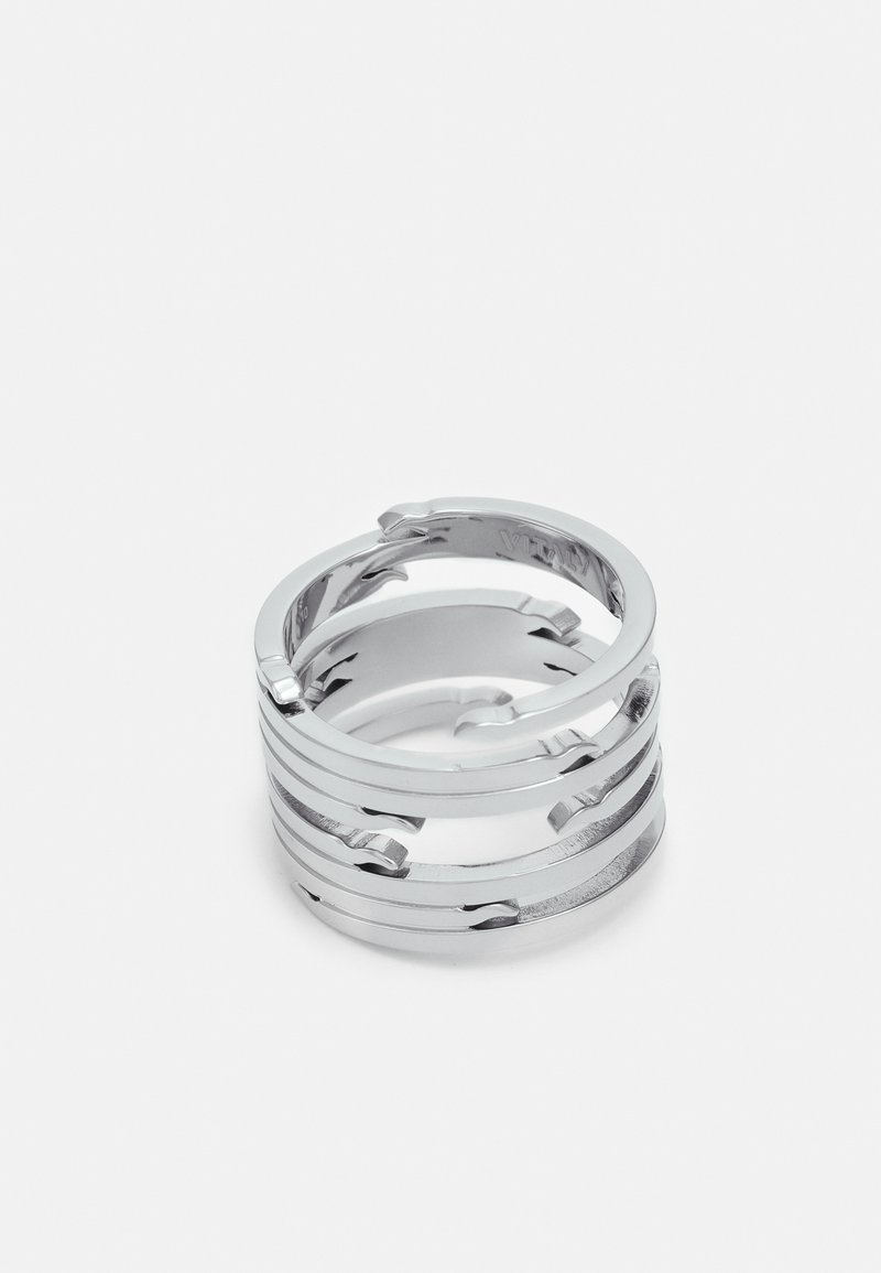 Vitaly - ECHO UNISEX - Ring - silver-coloured