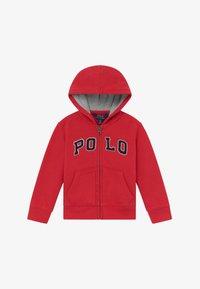 Polo Ralph Lauren - Zip-up hoodie - sunrise red - 2