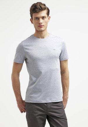 T-shirt basic - heather grey