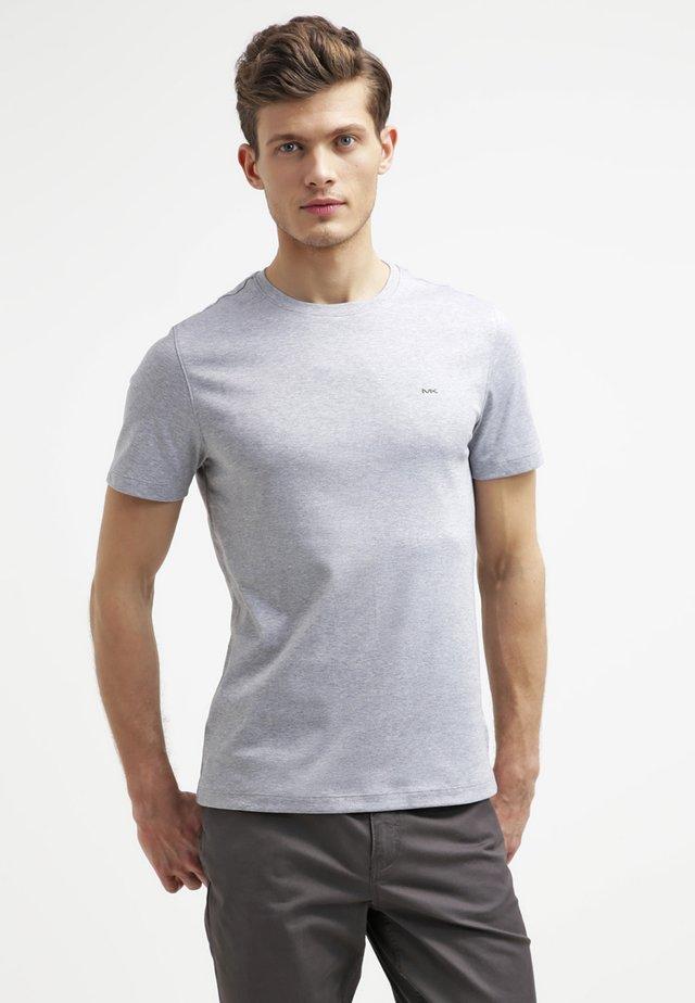 Basic T-shirt - heather grey