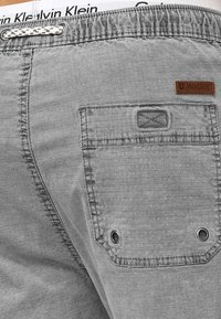 INDICODE JEANS - Shorts - light grey - 4