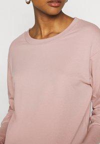 JDY - JDYDESTIN LIFE CUFF  - Sweatshirt - adobe rose - 5