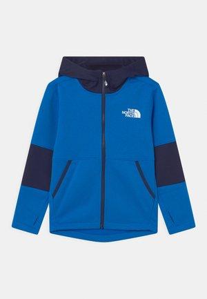 WINTER WARM HOODIE - Zip-up sweatshirt - hero blue