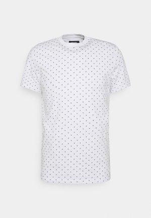 JJMINIMAL - T-shirt z nadrukiem - white