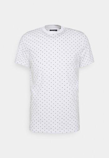 JJMINIMAL - Print T-shirt - white