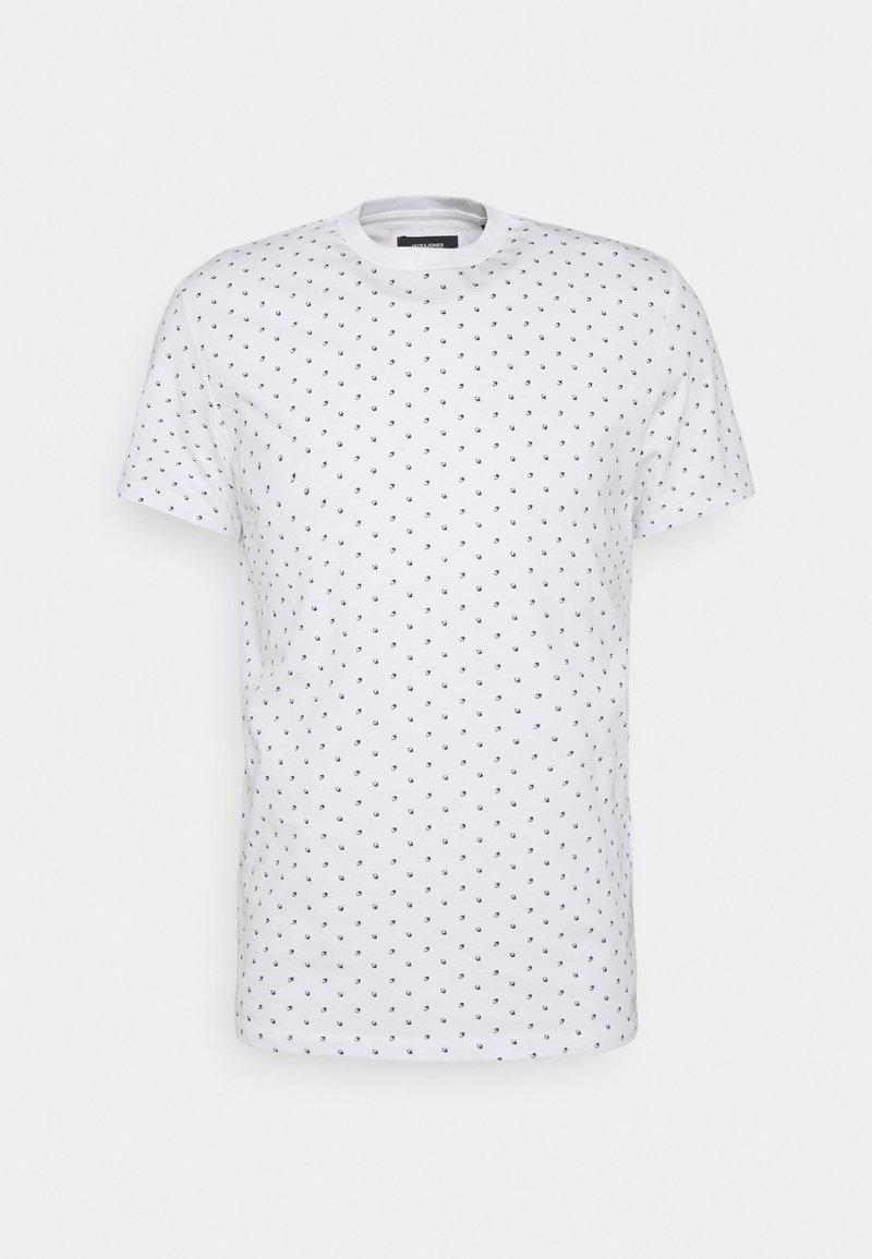 Jack & Jones - JJMINIMAL - T-shirt z nadrukiem - white
