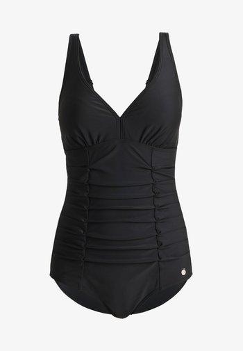 SHAPING SWIMSUIT - Plavky - black