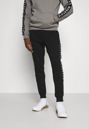 JORIS - Teplákové kalhoty - caviar