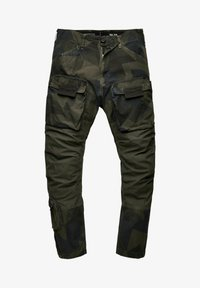 G-Star - 3D STRAIGHT TAPERED CARGO - Cargo trousers - multi coloured - 4