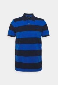 BARSTRIPE RUGGER - Polo shirt - nautical blue