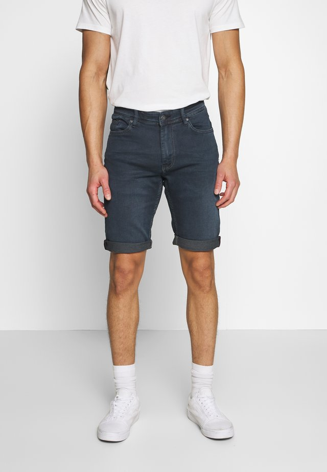 SCOTTY  - Shorts di jeans - blue black