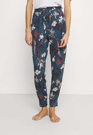 PANT STARFLOWER - Pyjamasbukse - real teal