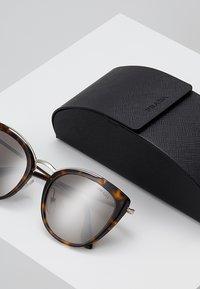 Prada - Sunglasses - brown - 2