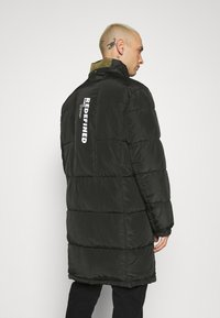 Redefined Rebel - DIEGO JACKET - Cappotto invernale - black - 3